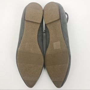 GAP Shoes - Gap Factory Pointed Toe Strappy Flats Size 7 NWT